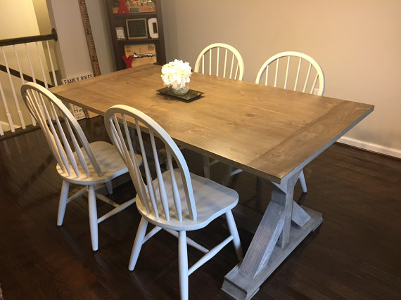 Tresle Farm Table for Sale