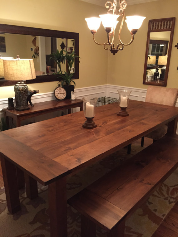 KW Rustic Tables